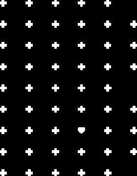 cross b pattern